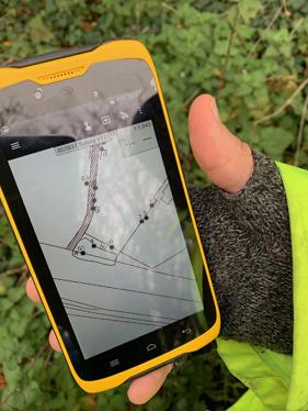 Tree Surveys - Device