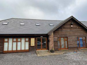 Quantock Ecology Office Outside